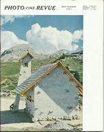 PHOTO CINE REVUE Septembre 1961 - Old Paper