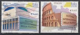 ITALIË - Michel - 2008 - Nr 3227/28 - Gest/Obl/Us - 1946-.. République