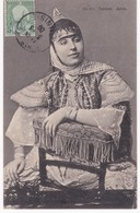Tunisie -  Juive -  Femme - 1909 - Africa