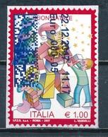 °°° ITALIA 2017 - BUON NATALE °°° - 6. 1946-.. Repubblica