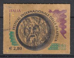 ITALIË - Michel - 2008 - Nr 3271 - Gest/Obl/Us - 1946-.. République