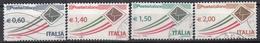 ITALIË - Michel - 2009 - Nr 3311/14 - Gest/Obl/Us - 1946-.. République
