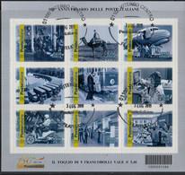 PIA  -  ITALIA  -  2012 : 150° Anniversario Delle Poste Italiane  -     (SAS  Bf 86 ) - 6. 1946-.. Repubblica