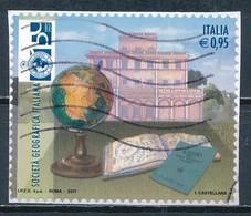 °°° ITALIA 2017 - SOCIETA GEOGRAFICA ITALIANA °°° - 6. 1946-.. Repubblica