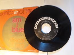 Santo & Johnny  -  Canadian American .   Am I Blue  -   Anno 1975. - Soul - R&B
