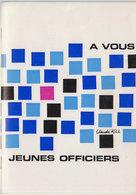 Brochure Jeunes Officiers  1966 - Documents