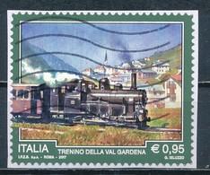 °°° ITALIA 2017 - TRENINO DELLA VAL GARDENA °°° - 6. 1946-.. Repubblica