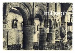 PERROS-GUIREC - Intérieur De L'Eglise - Vieilles Colonnes Romanes - 1947 - Editeur: G. Artaud - Nantes    (4670) - Perros-Guirec