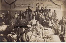 CP Photo : : Prisonniers De Guerre - Camp De Hammelbburg ( Bavière ) - 1915 - N° 3 - Guerre, Militaire