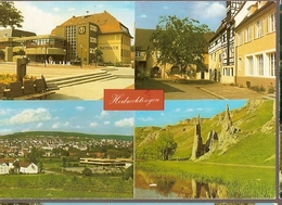Germany & Circulated, Greetings From Herbrechtingen,  Warstein 1990 (4322) - Saluti Da.../ Gruss Aus...