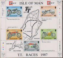 Isle Of Man 1987 TT-races ** Mnh (43505G) - Man (Eiland)