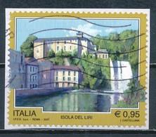 °°° ITALIA 2017 - ISOLA DEL LIRI °°° - 6. 1946-.. Repubblica