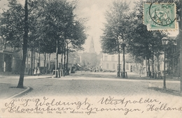 CPA - Pays-Bas - Groningen - Oosterstraat - Groningen