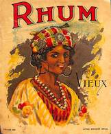 Rhum Vieux (Litho Myncke Bruxelles) - Rhum