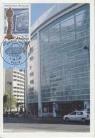 Carte  Maximum  1er  Jour   FRANCE   Année  Du  Japon   1997 - Cartes-Maximum