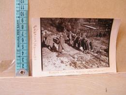 MONDOSORPRESA,  FOTOGRAFIA, RODI, MONTE SMITH, DURANTE L' ESTRAZIONE DELLA LOTTERIA PER I SOLDATI 1918 - Luoghi
