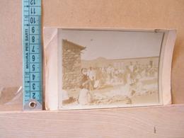 MONDOSORPRESA,  FOTOGRAFIA, RODI, GRUPPO DI PERSONE 1913/1918 - Persone Anonimi