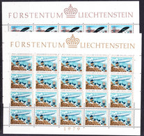 Europa Cept 1979 Liechtenstein 2v 2 Sheetlets ** Mnh (F7870) - Europa-CEPT