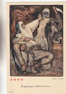 Elle Contre La Mort  - Sign. Allard L'Olivier            (A-97-161002) - Croix-Rouge