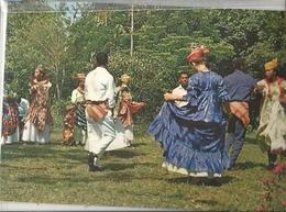 CPM Guyane Folklore Danses Traditionnelles - Guyane