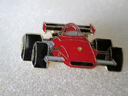 PIN'S   FORMULE 1 FERRARI - F1