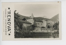 Montmaur RENOVA Pension Végétarienne (multivues Cp Vierge) - Other Municipalities