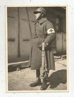Photographie ,  175 X 130 , Militaria ,militaire,  Infirmier,  Frais Fr 1.55 E - Guerre, Militaire