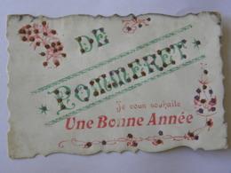 CPA (22) Côtes D'Armor - Je Vous Souhaite Une Bonne Année De Pommeret - Autres Communes