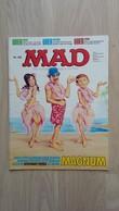 MAD-Heft Nr. 186 - Magnum - Bücher, Zeitschriften, Comics