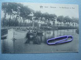 GAND : Heirnisse - Le Bas-ESCAUT En Aval En 1911 - Wetteren