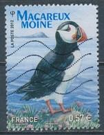 France - Protection Des Oiseaux / Macareux YT 4659 Obl. Ondulations - Oblitérés