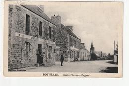 BOTLEZAN - ROUTE PLUZUNET BEGARD - 22 - France