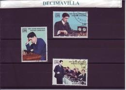 DEPORTES, CUBA, AJEDREZ, CAPABLANCA, L210 - Ajedrez