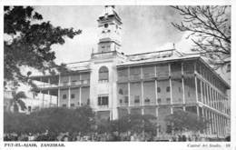 ZANZIBAR - PET-EL-AJAIB ~ AN OLD POSTCARD #94632 - Uganda