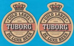 Tuborg (Carlsberg A/S)Kopenhagen ( Bd 2335 ) Dänemark - Bierdeckel