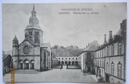 Frankreich Vogesen Senones, Feldpost 30. RD 1915 Nach Landau (52829) - Guerre 1914-18