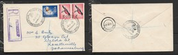 South Africa, Cover, 8 Cents, KRUGER NATIONAL PARK PRETORIUSKOP 1 IV 64,>WITRIVIER - South Africa (1961-...)