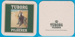 Tuborg (Carlsberg A/S)Kopenhagen ( Bd 2336 ) Dänemark - Bierdeckel