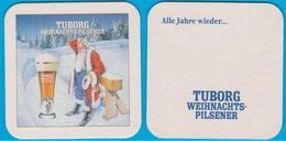 Tuborg (Carlsberg A/S)Kopenhagen ( Bd 2337 ) Dänemark - Bierdeckel