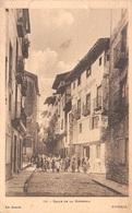 VITORIA - CALLE DE LA HERRERIA ~ AN OLD POSTCARD #94637 - Álava (Vitoria)