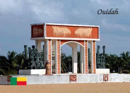 Benin Ouidah Door Of No Return New Postcard - Benin