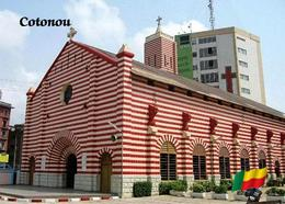 Benin Cotonou Cathedral New Postcard - Benin