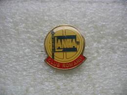 Pin's Du Club Roman De La Marque LANCIA - Badges