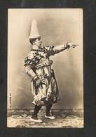 Clowns - FOOTITT (du Nouveau Cirque) - Photo-carte - Circo