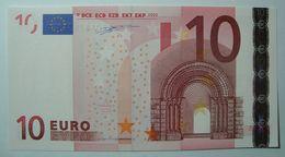 GERMANIA 10 EURO P004 F4  X2058 UNC DUISENBERG - EURO