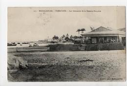 MADAGASCAR - TAMATAVE - Les Bâtiments De La Douane Française - Madagascar