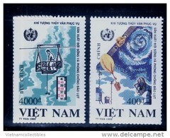Vietnam Viet Nam MNH Perf Stamps 1992 : International Decade Of Natural Disaters' Reduction/ Meterology / Meteor (Ms638) - Vietnam