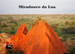 Angola Miradouro Da Lua New Postcard - Angola