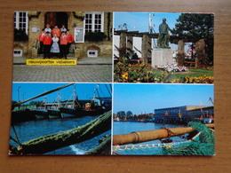 Nieuwpoort - Nieuport / Nieuwpoortse Visbakkers -> Onbeschreven - Nieuwpoort