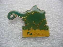 Pin's ZIMA L'éléphant - Animals
